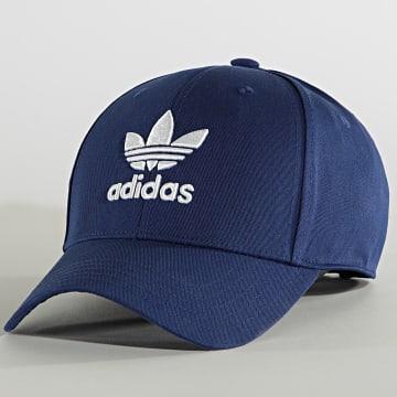Adidas Originals - Casquette Classic Trefoil H34569 Bleu Roi