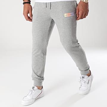 Jack And Jones - Pantalon Jogging Brad Gris Chiné