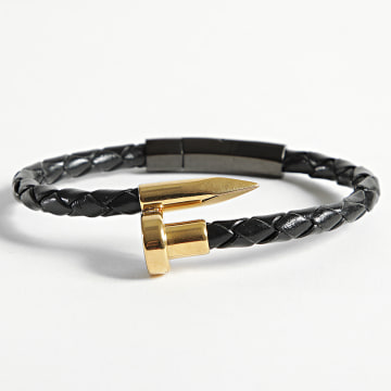 Black Needle - Bracelet BBN-454 Noir