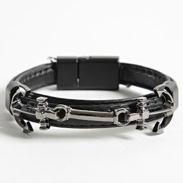 Black Needle - Bracelet BBN-461 Noir
