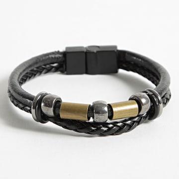 Black Needle - Bracelet BBN-470 Noir