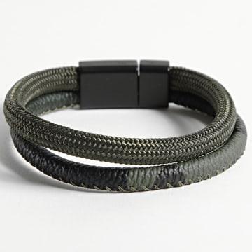 Black Needle - Bracelet BBN-474 Vert Kaki