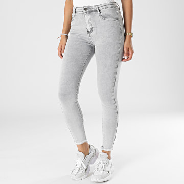 Girls Outfit - Jean Skinny Femme A125 Gris