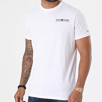 Pepe Jeans - Tee Shirt Ramon Blanc