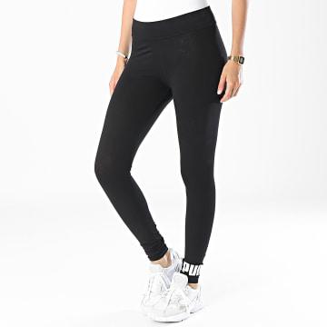 Puma - Legging Femme Essential 586832 Noir