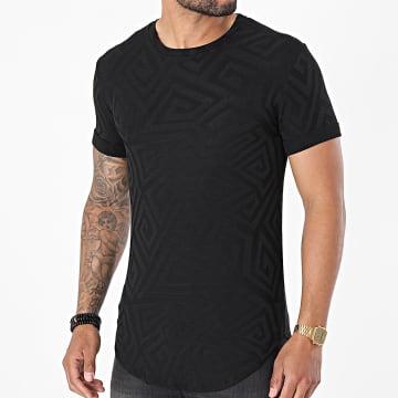 Frilivin - Tee Shirt Oversize U5727 Noir