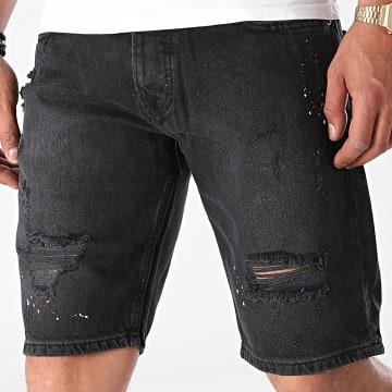 2Y Premium - Short Jean K6226 Noir
