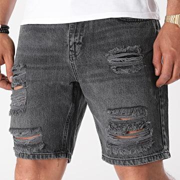 2Y Premium - Short Jean AT8114 Noir