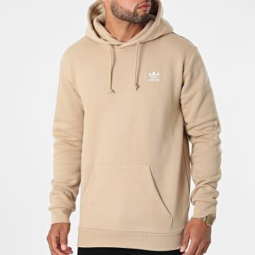 Adidas Originals - Sweat Capuche Essential H34647 Beige