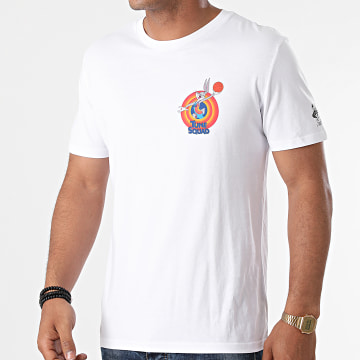 Looney Tunes - Tee Shirt Tune Squad Bugs Blanc