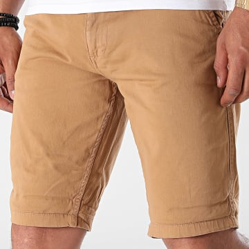 Geographical Norway - Short Chino Plageo Assort Camel