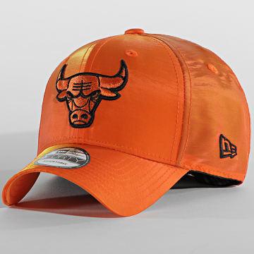 New Era - Casquette 9Forty Hypertone 60137755 Chicago Bulls Orange