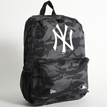 New Era - Sac A Dos Stadium 12484701 New York Yankees Camo Noir