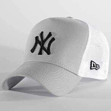 New Era - Casquette Trucker Diamond Era 60137696 New York Yankees Gris