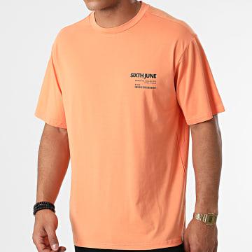 Sixth June - Tee Shirt M22310VTS Orange