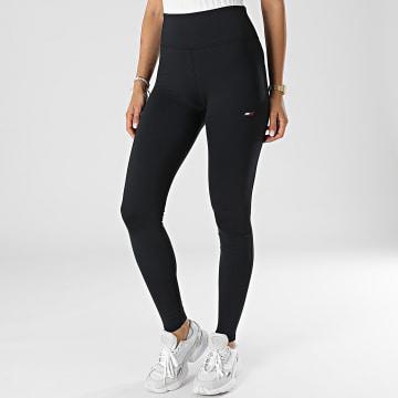 Tommy Sport - Legging Femme Hw Lbr 0947 Noir