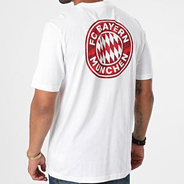 Adidas Performance - Tee Shirt De Sport FC Bayern GR0705 Ecru