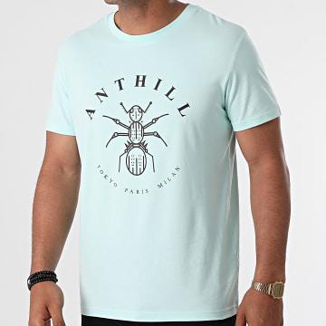 Anthill - Tee Shirt Logo Vert Pastel