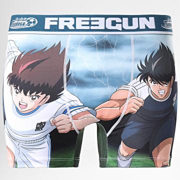 Freegun - Boxer Tsubasa Soccer Bleu