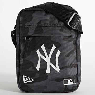 New Era - Sacoche Side Bag 60137365 New York Yankees Camo Noir