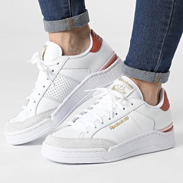 Reebok - Baskets Femme Ad Court GX0029 Footwear White Baked Earth