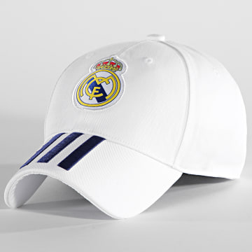 Adidas Performance - Casquette Real Madrid GU0066 Blanc