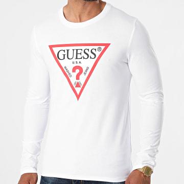 Guess - Tee Shirt M1RI31-I3Z11 Blanc