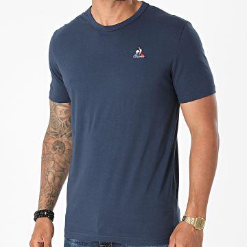 Le Coq Sportif - Tee Shirt Essential N3 2120200 Bleu Marine