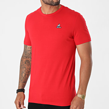 Le Coq Sportif - Tee Shirt Essential N3 2120203 Rouge