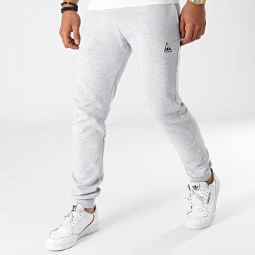 Le Coq Sportif - Pantalon Jogging Essential N2 2120213 Gris Chiné