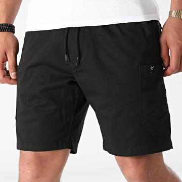Reell Jeans - Short Cargo Reflex Easy Cargo Noir