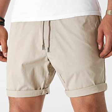 Reell Jeans - Short Jogg Jean Reflex Easy LW Beige