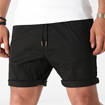 Reell Jeans - Short Jogg Jean Reflex Easy Noir