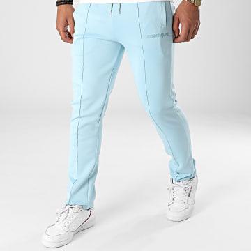 Sixth June - Pantalon Jogging 12037 Bleu Clair