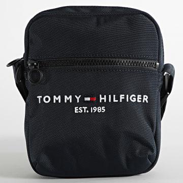 Tommy Hilfiger - Sacoche Established Mini Reporter 7547 Bleu Marine