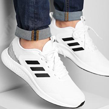 Adidas Performance - Baskets Fluidstreet H04603 Footwear White Core Black