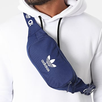 Adidas Originals - Sac Banane Adicolor H35588 Bleu Roi