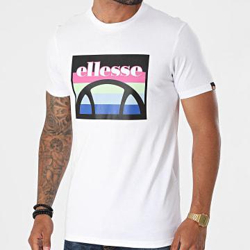 Ellesse - Tee Shirt Pinupo SHJ11926 Blanc