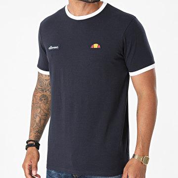 Ellesse - Tee Shirt Ring SHJ12889 Bleu Marine