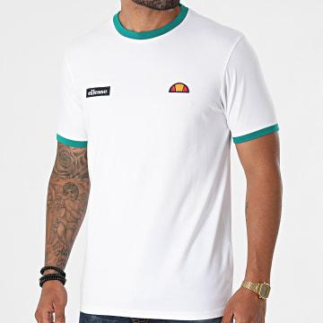 Ellesse - Tee Shirt Ring SHJ12889 Blanc