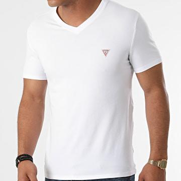 Guess - Tee Shirt M1RI32-J1311 Blanc