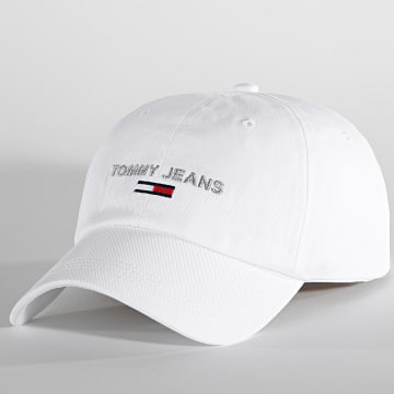 Tommy Jeans - Casquette Sport 0188 Blanc
