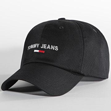 Tommy Jeans - Casquette Sport 0188 Noir