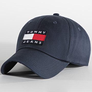 Tommy Jeans - Casquette TJM Heritage 7531 Bleu Marine