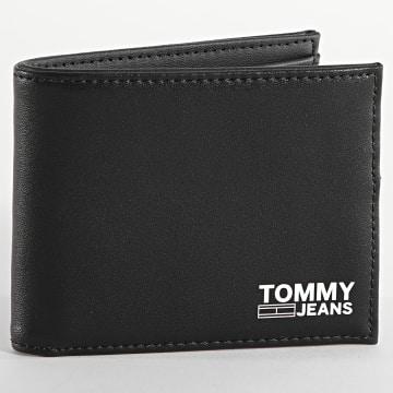 Tommy Jeans - Portefeuille Campus CC 7538 Noir