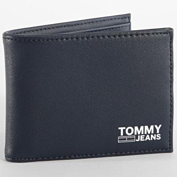 Tommy Jeans - Portefeuille Campus CC 7603 Bleu Marine