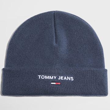 Tommy Jeans - Bonnet Sport 7678 Bleu Marine
