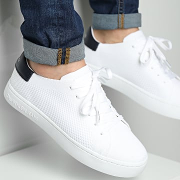 Calvin Klein - Baskets Cupsole Sneaker Lace Up 0083 Bright White