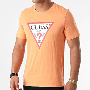Guess - Tee Shirt M1RI71-I3Z11 Orange