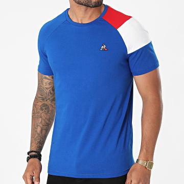 Le Coq Sportif - Tee Shirt Essential N10 2110615 Bleu Roi